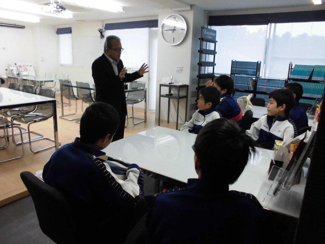 003 中学生職場体験学習レポートⅠ