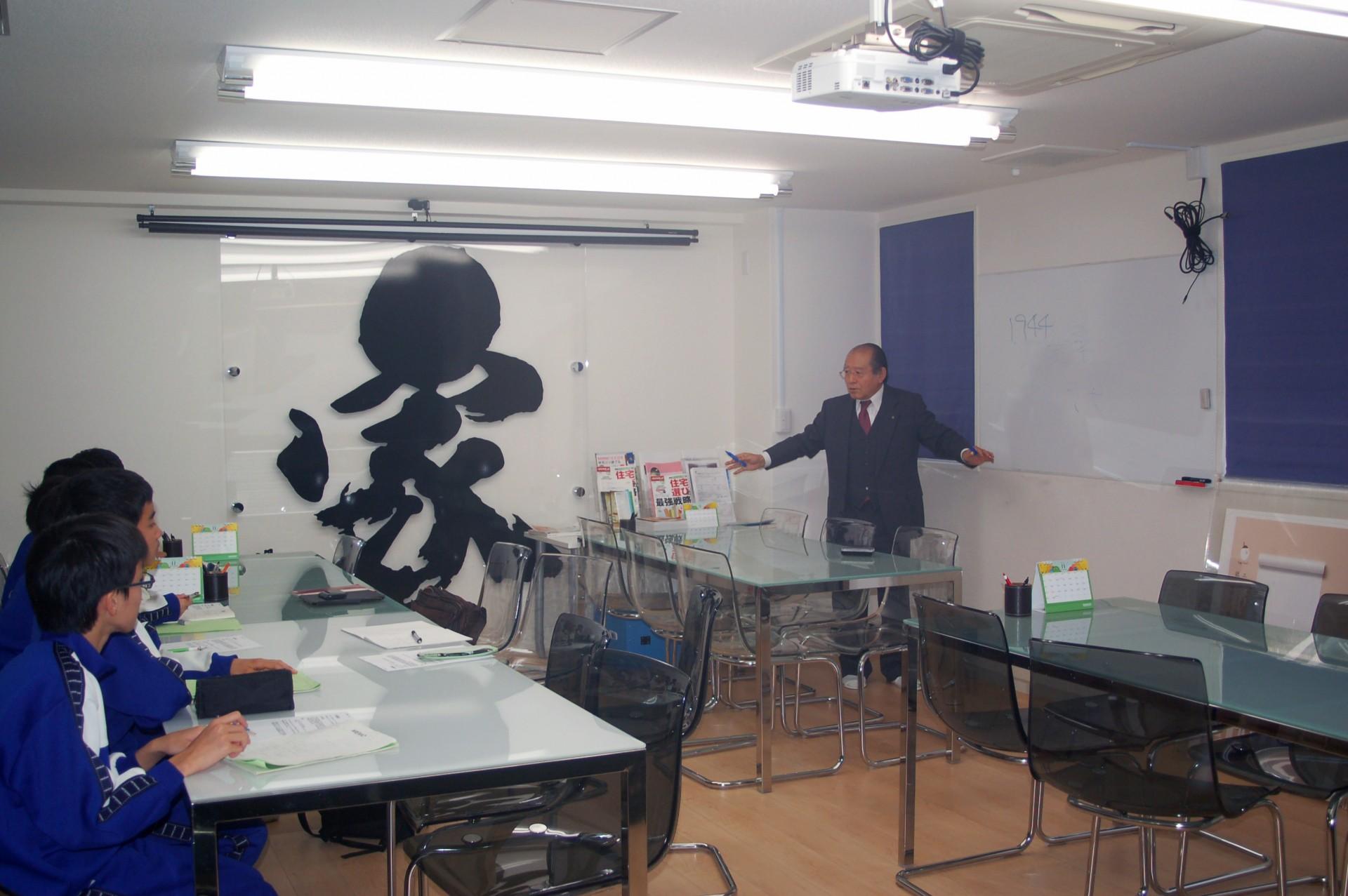 DSC_0059 中学生職場体験学習レポートⅠ