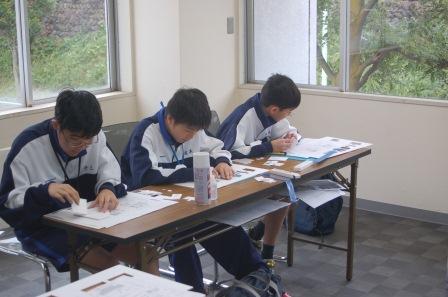 o0448029712300949849 2012年町田市中学生職場体験