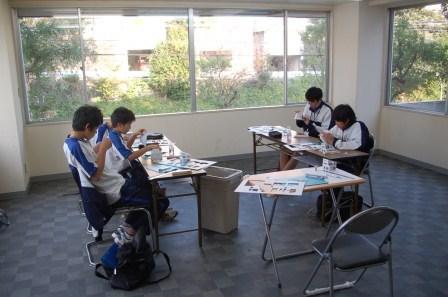 o0448029712300949852 2012年町田市中学生職場体験