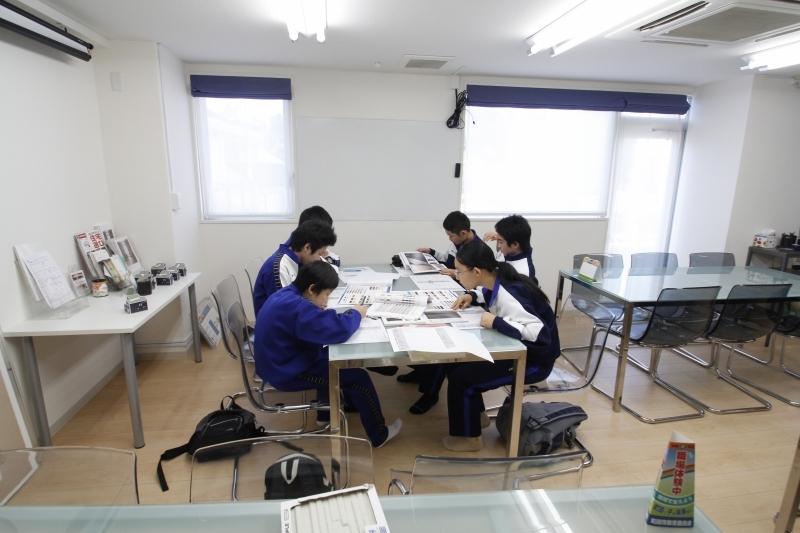 o0800053313145814120 中学生職場体験最終日