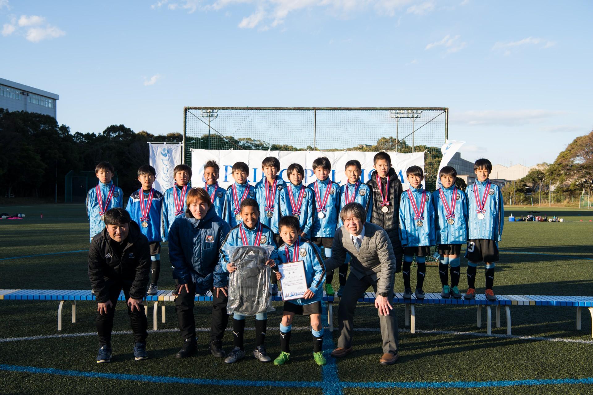 DSC_1133 第26回プリンシパルホームF・Marinos CUP U-10