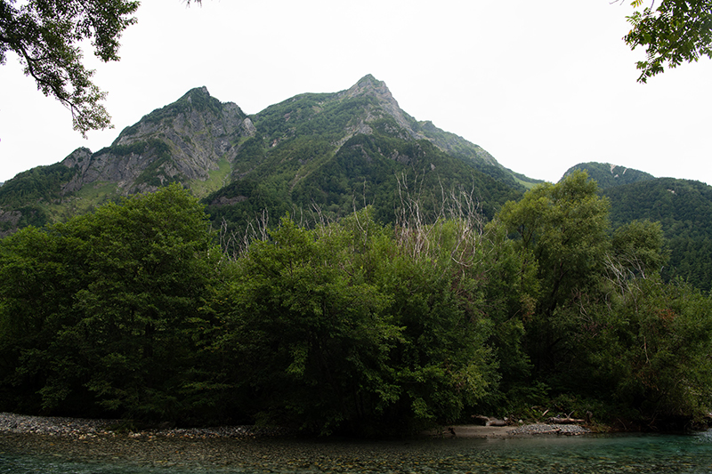 DSC_6448 登山録 槍ヶ岳(1日目)