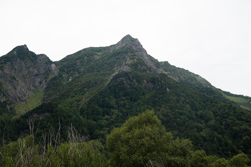 DSC_6460 登山録 槍ヶ岳(1日目)