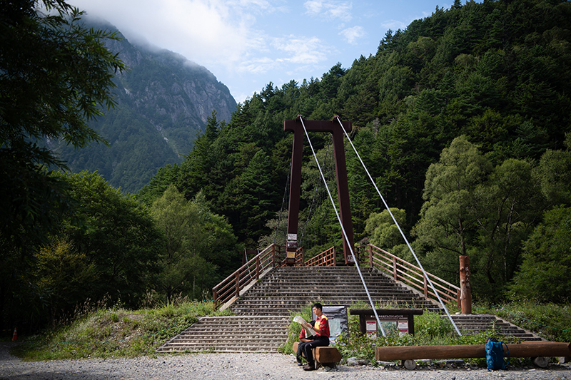 DSC_6510 登山録 槍ヶ岳(1日目)