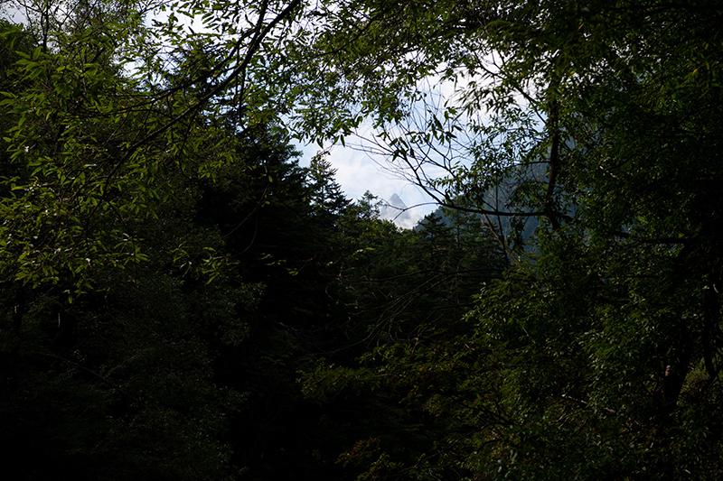 DSC_6548 登山録 槍ヶ岳(1日目)