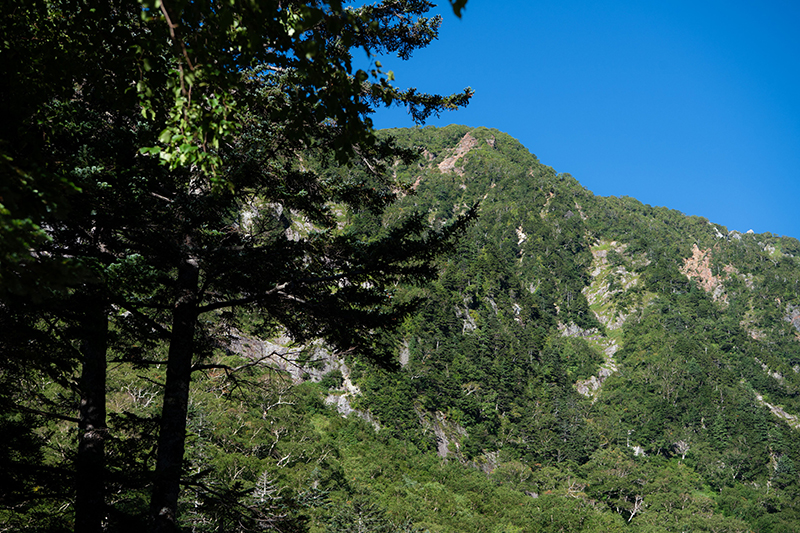 DSC_6590 登山録 槍ヶ岳(2日目)