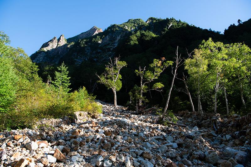 DSC_6594 登山録 槍ヶ岳(2日目)