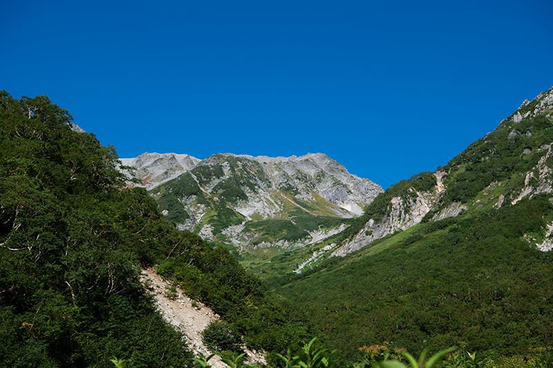 DSC_6615 登山録 槍ヶ岳(2日目)