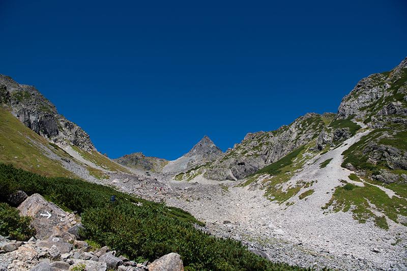 DSC_6633 登山録 槍ヶ岳(2日目)