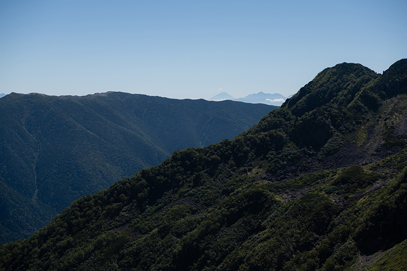 DSC_6663 登山録 槍ヶ岳(2日目)