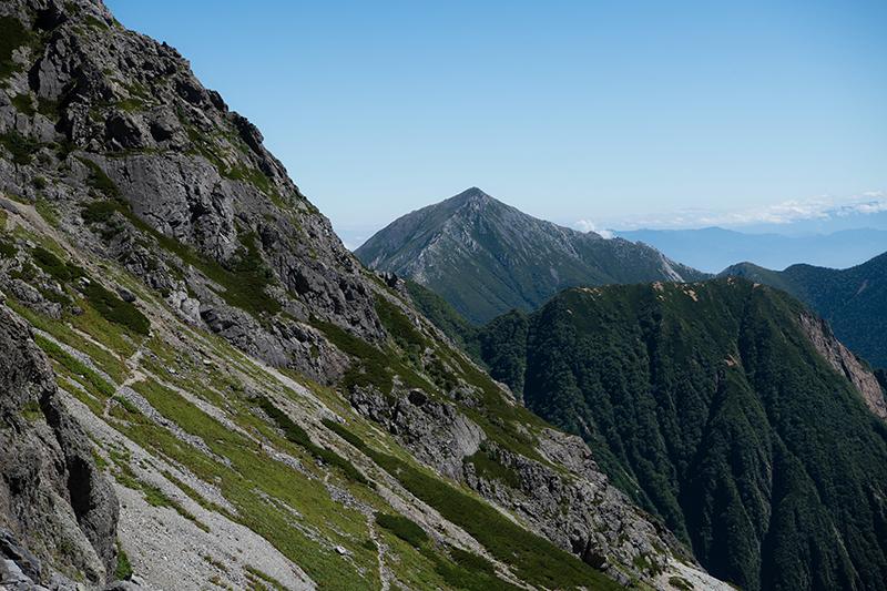 DSC_6685 登山録 槍ヶ岳(2日目)