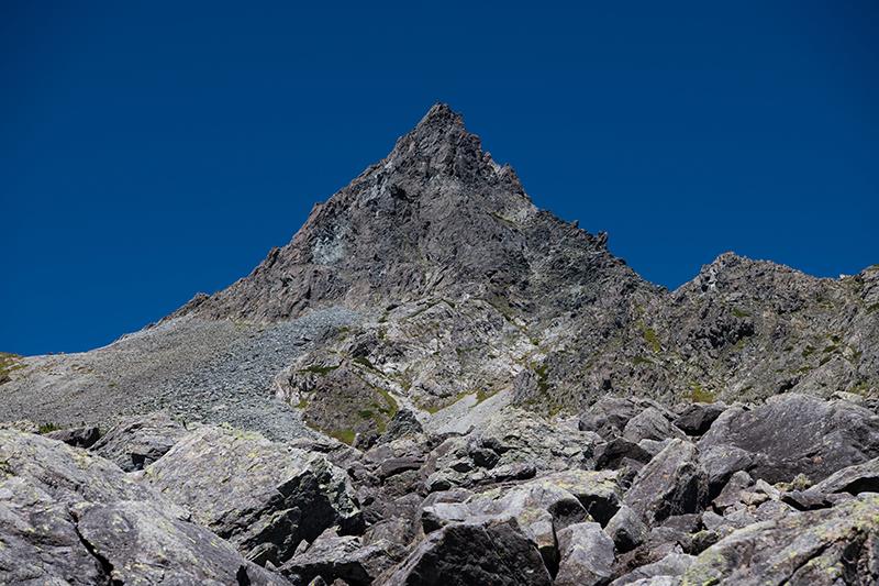 DSC_6686 登山録 槍ヶ岳(2日目)