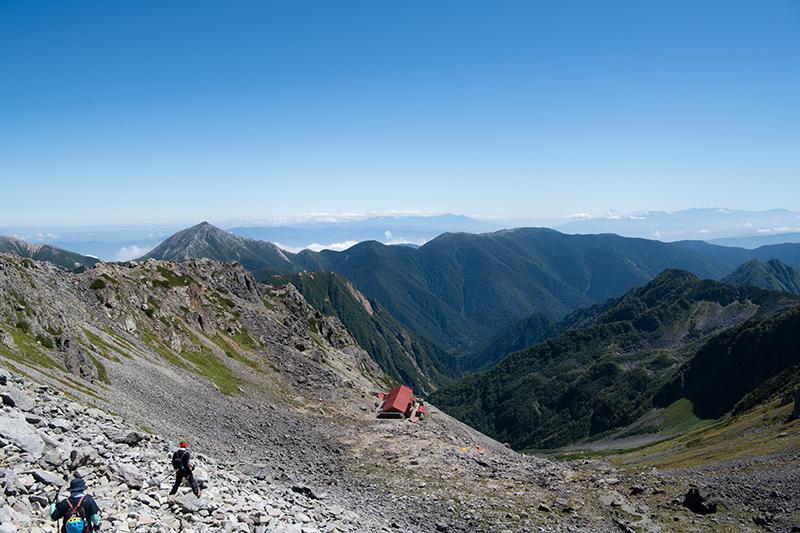 DSC_6698 登山録 槍ヶ岳(2日目)
