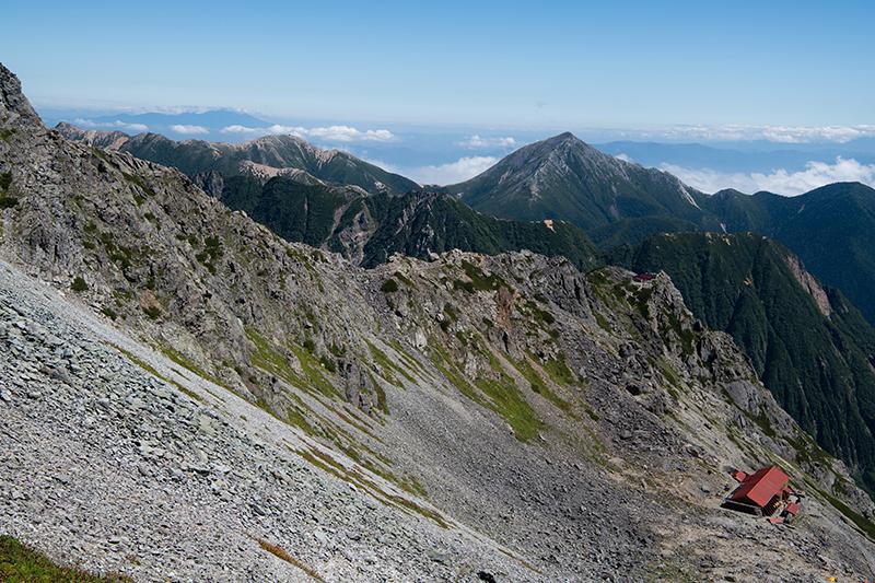 DSC_6705 登山録 槍ヶ岳(2日目)