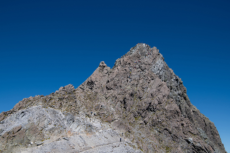 DSC_6713 登山録 槍ヶ岳(2日目)