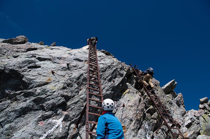 DSC_6732 登山録 槍ヶ岳(2日目)