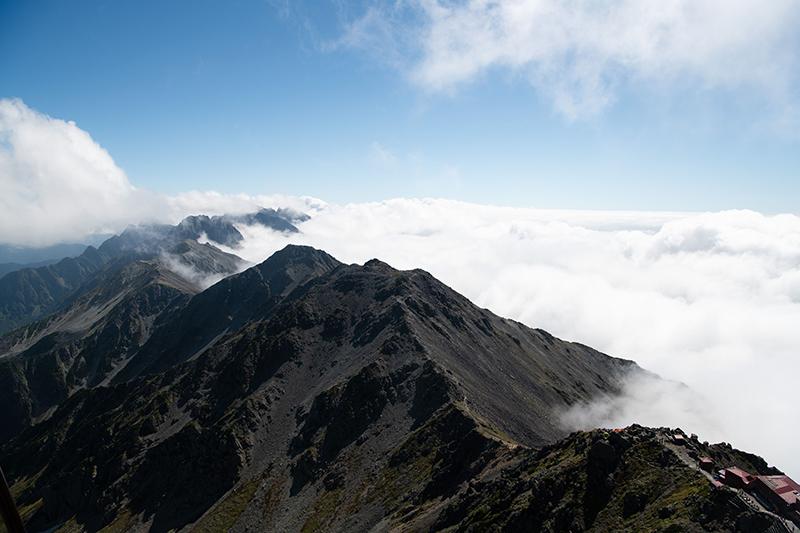 DSC_6739 登山録 槍ヶ岳(2日目)
