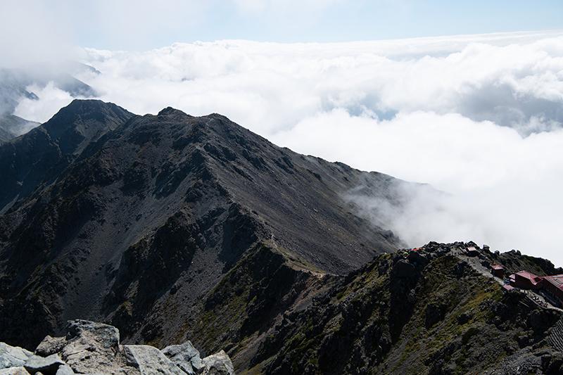 DSC_6748 登山録 槍ヶ岳(2日目)