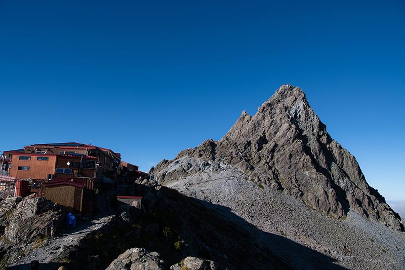 DSC_6776 登山録 槍ヶ岳(2日目)