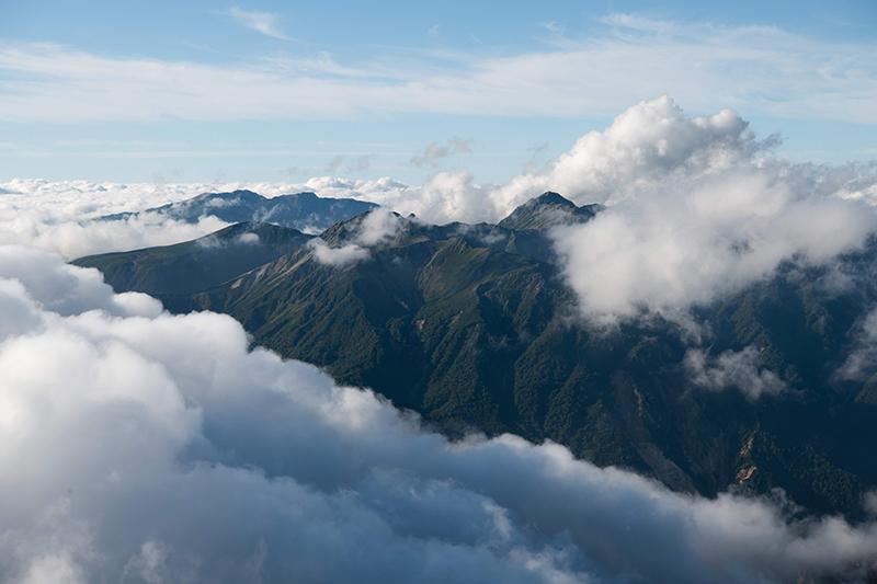 DSC_6778 登山録 槍ヶ岳(2日目)