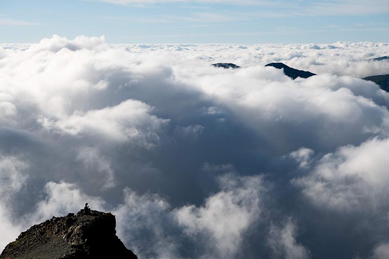 DSC_6779 登山録 槍ヶ岳(2日目)