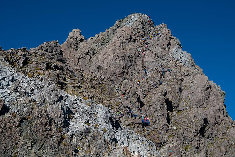DSC_6780 登山録 槍ヶ岳(2日目)