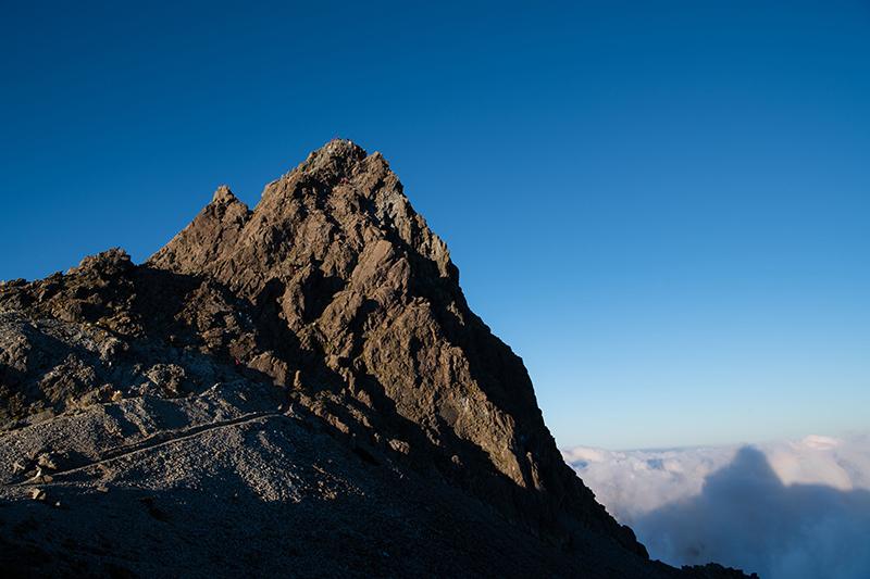 DSC_6788 登山録 槍ヶ岳(2日目)