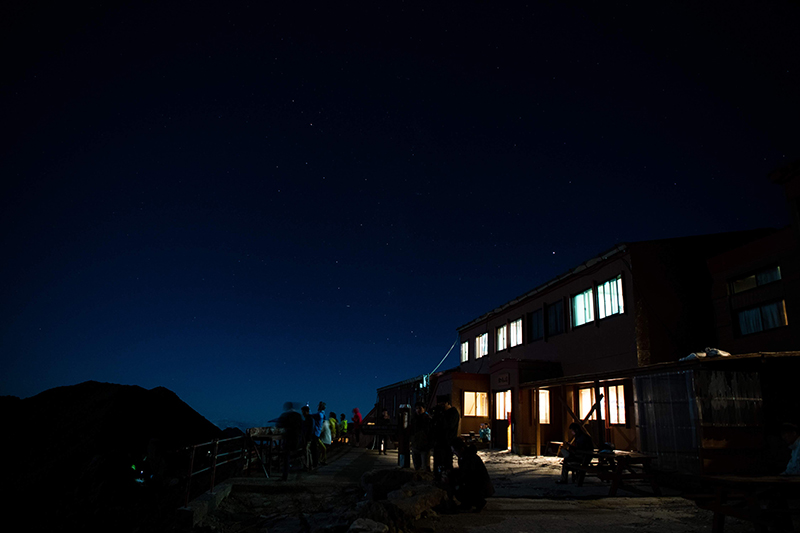 DSC_6863 登山録 槍ヶ岳(2日目)