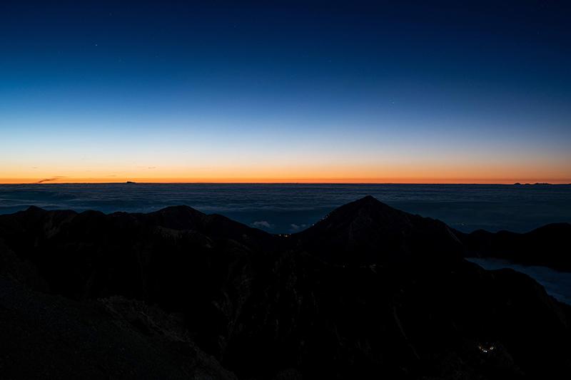 DSC_6913 登山録 槍ヶ岳(1日目)