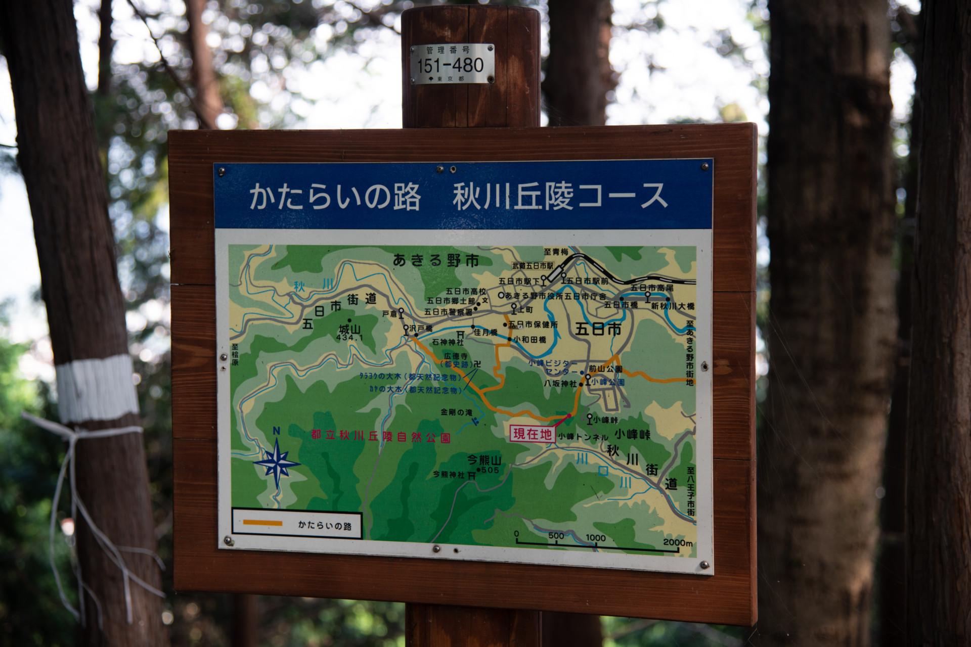 DSC_8085 登山録 今熊山(八王子市上川町)