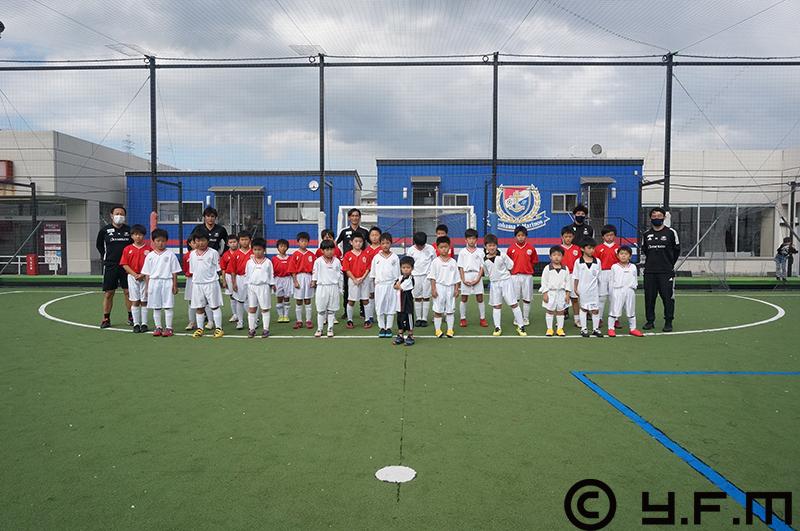 DSC00144 横浜F・マリノス こどもサッカー教室2020