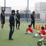 DSC09540-150x150 横浜F・マリノス こどもサッカー教室2020