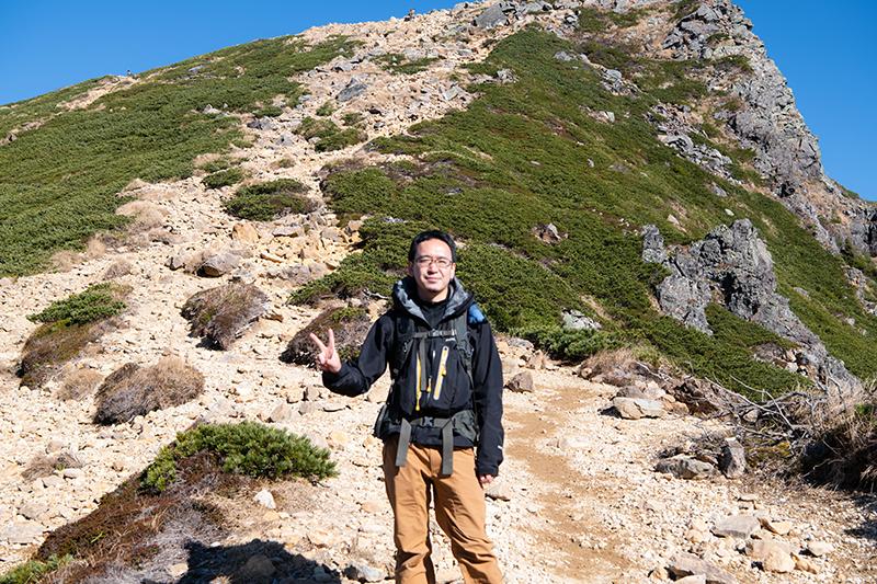 DSC_0651-1 登山録 天狗岳