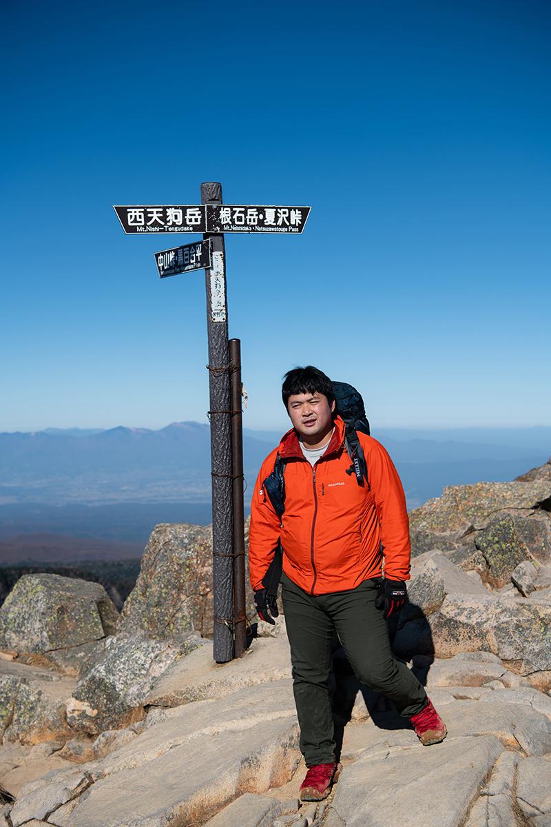 DSC_0672-1 登山録 天狗岳