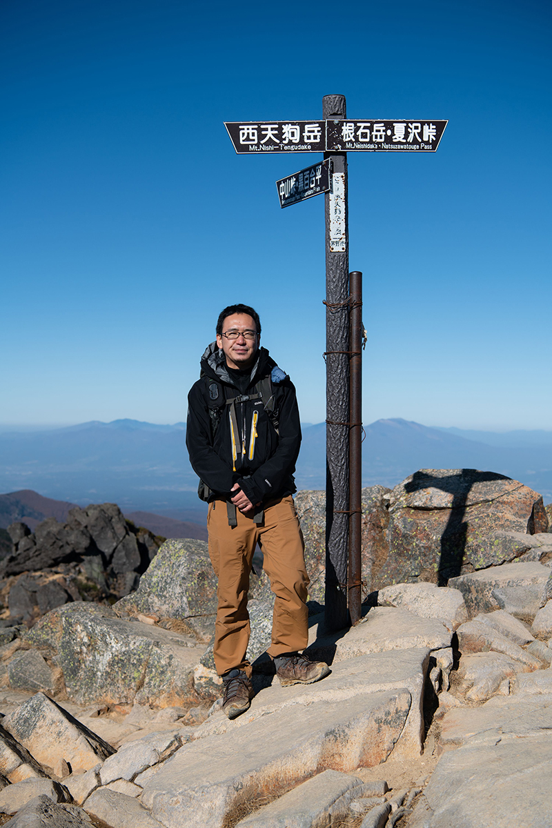 DSC_0675-1 登山録 天狗岳