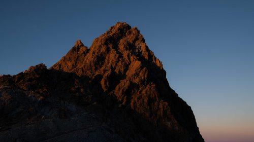 槍ヶ岳登山