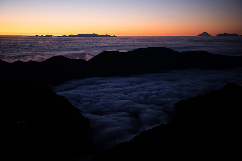 DSC_6967-1 登山録 槍ヶ岳(3日目)