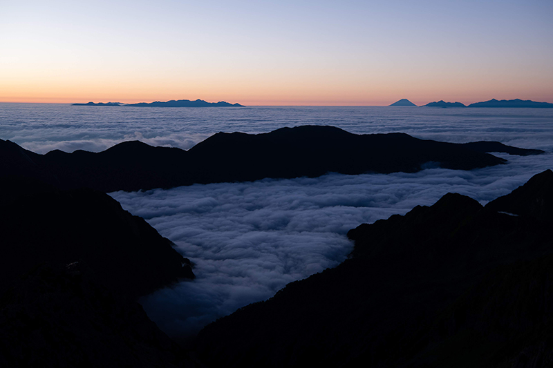 DSC_6972-1 登山録 槍ヶ岳(3日目)