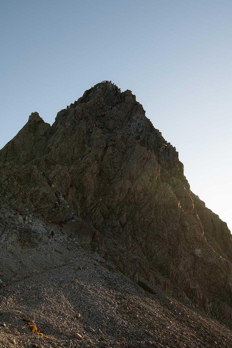 DSC_7026-1 登山録 槍ヶ岳(3日目)