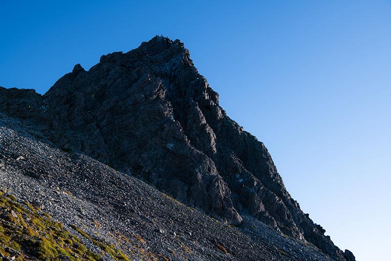 DSC_7031-1 登山録 槍ヶ岳(3日目)