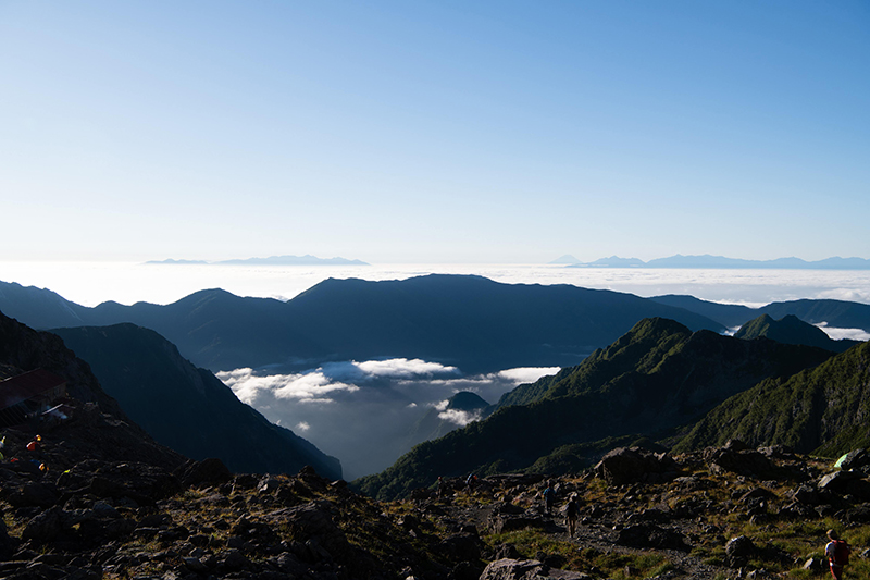 DSC_7032 登山録 槍ヶ岳(3日目)