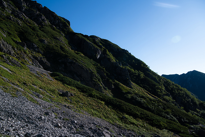 DSC_7040-1 登山録 槍ヶ岳(3日目)