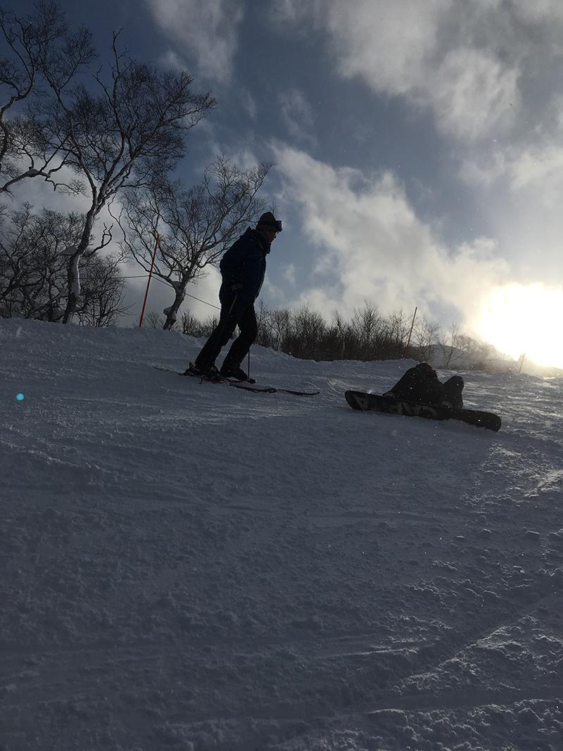 IMG_4021 滑走録 ニセコ グラン・ヒラフ